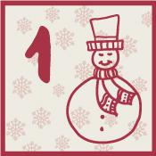 Velká vánoční soutěž - den 1