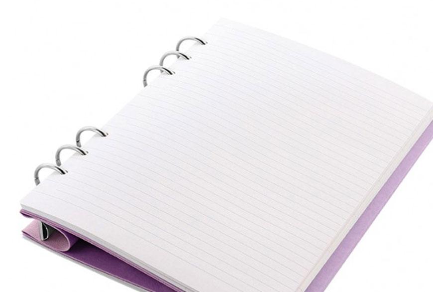 Jak si vytvořit diář - Filofax Clipbook