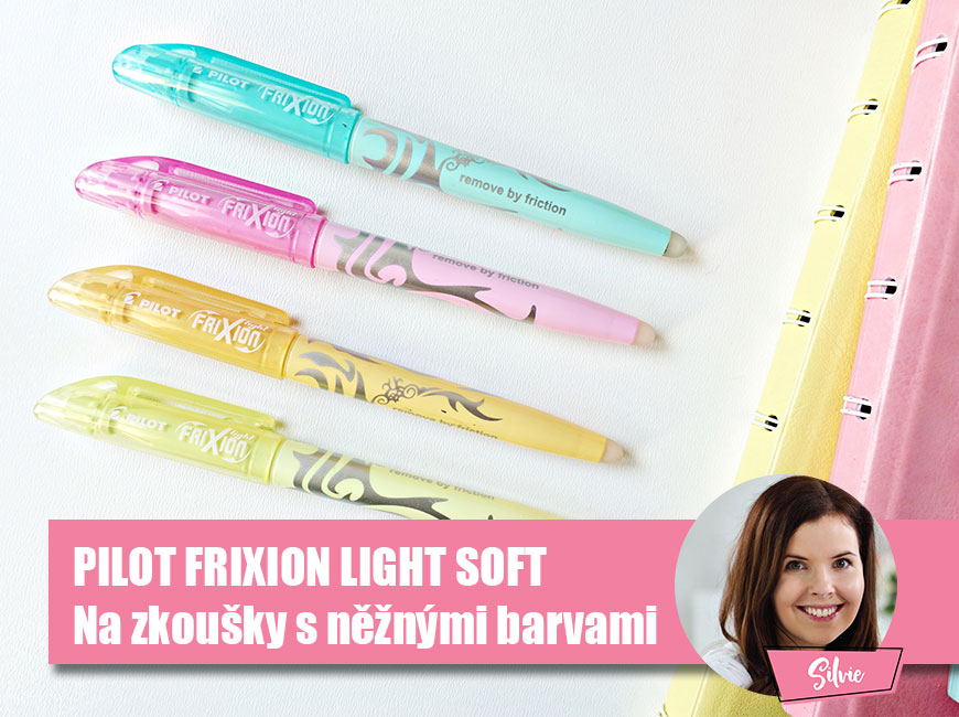 PILOT FRIXION LIGHT SOFT