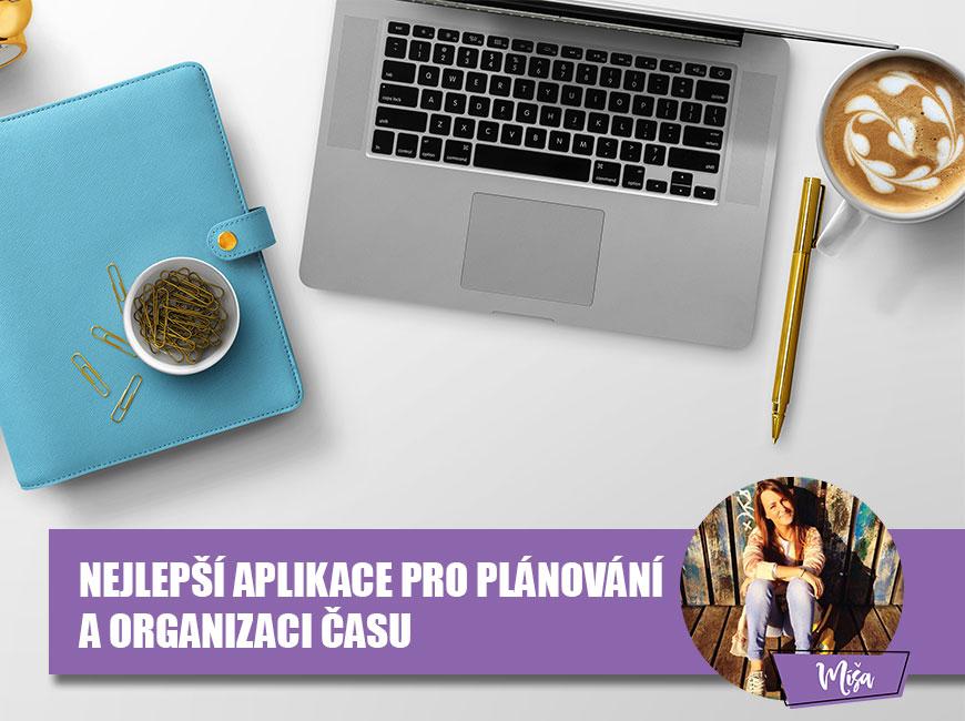 Nejlepší aplikace pro plánování a organizaci času