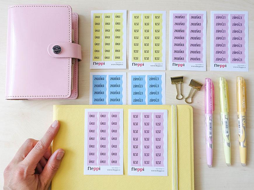 Jak na plánování školních povinností
