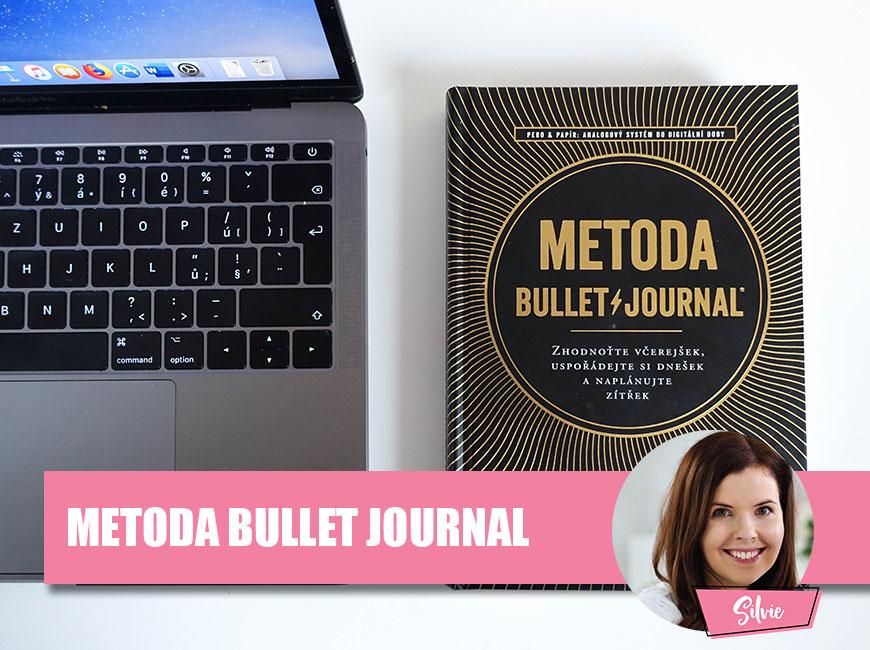 Recenze knihy Metoda Bullet Journal