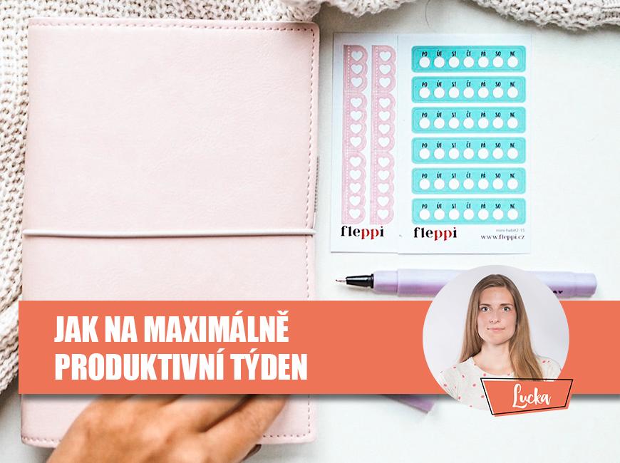 Jak být více produktivní - Fleppi.cz
