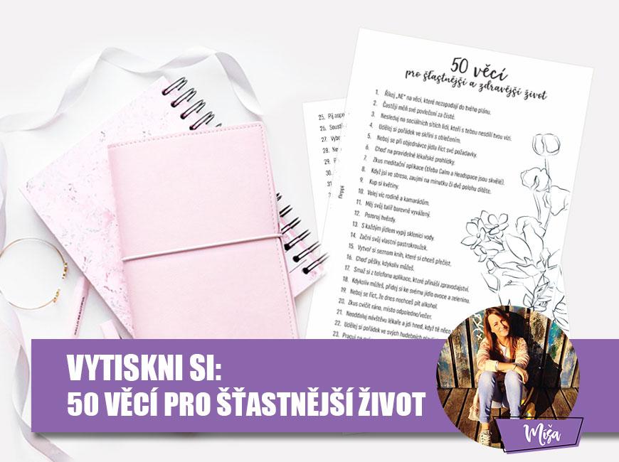 Tiskovina do diáře zdarma Fleppi.cz