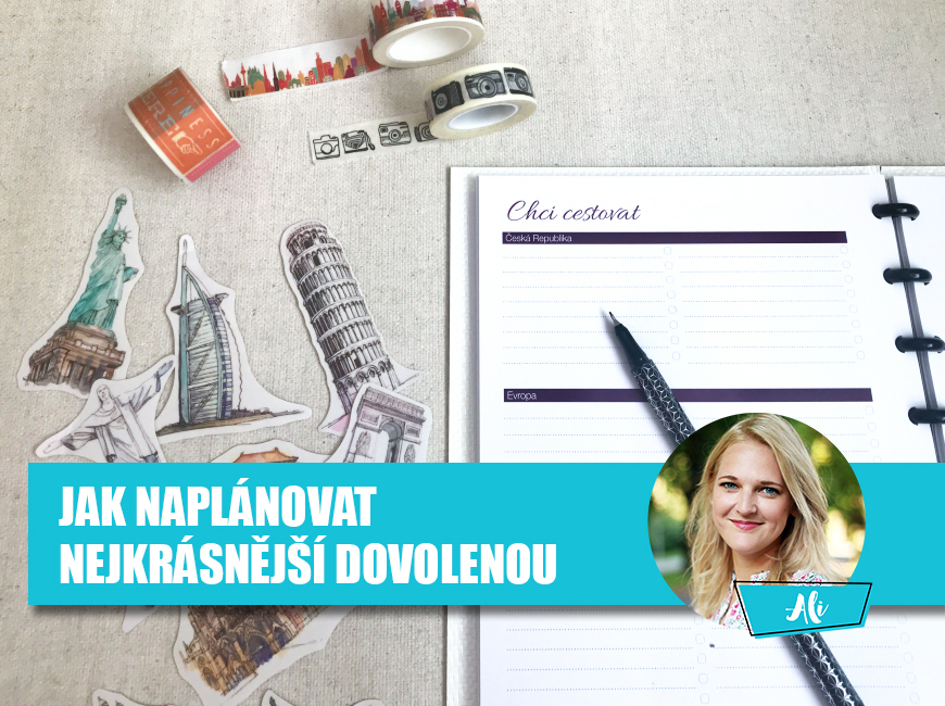 Jak naplánovat dovolenou - Fleppi.cz
