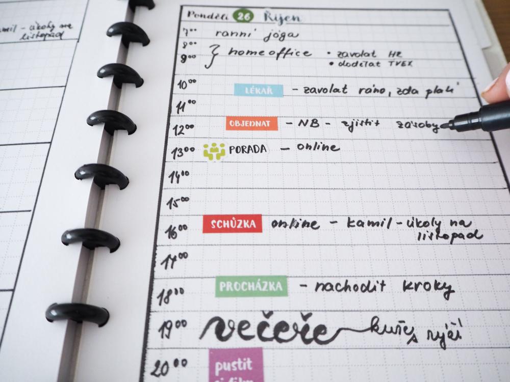 Denní kalendář - Fleppi.cz