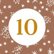 Adventní kalendář - 10. den