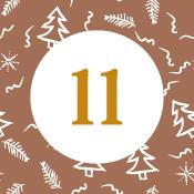 Adventní kalendář - 11. den
