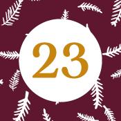 Adventní kalendář - 23. den