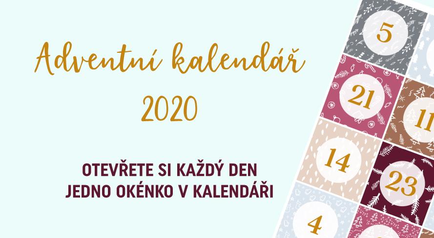 Virtuální adventní kalendář 2020