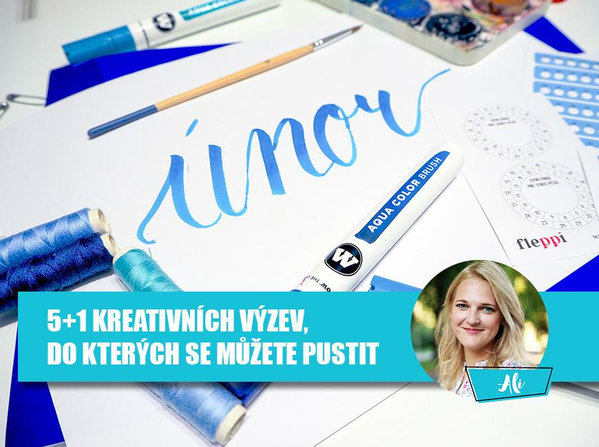 Kreativní výzvy - Fleppi.cz