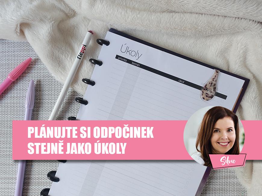 planovani ukolu - Fleppi.cz