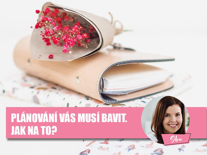Plánování v diáři - Fleppi.cz