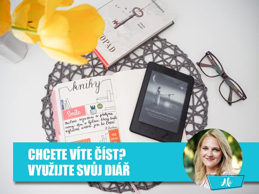 Jak si najít více času na čtení - Fleppi.cz