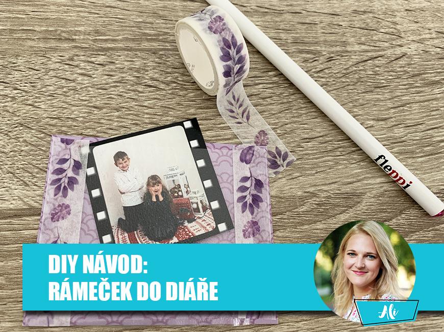 DIY návod do diáře - Fleppi.cz