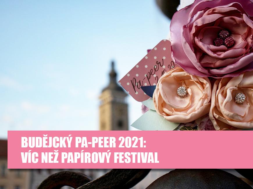 Budějcký Pa-peer 2021 - rozhovor, Fleppi.cz